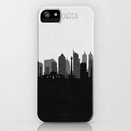 City Skylines: Jakarta iPhone Case