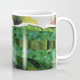 Under the Rainbow Sky #rainbow #collage Coffee Mug