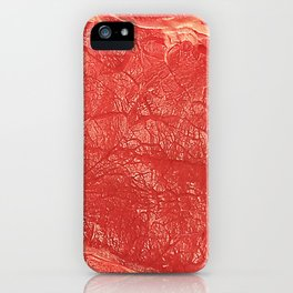 Meat iPhone Case