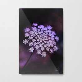 Sometimes all I see is the birth of little stars Metal Print