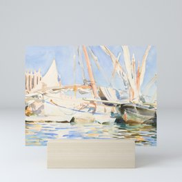 "John Singer Sargent ""Palma, Majorca"" Mini Art Print"