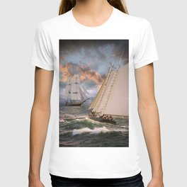 SAILING THE SEA T-shirt