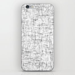 Ambient 77 in B&W 1 iPhone Skin