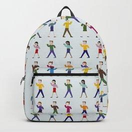 Dance like an egyptian Backpack