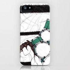 Drum Man iPhone (5, 5s) Slim Case
