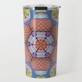 Sri Kolluru Mookambika Temple Travel Mug