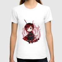 ruby T-shirts featuring Ruby by Louiology