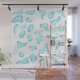 IceIceBaby T Wall Mural