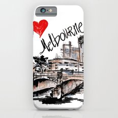 I love Melbourne Slim Case iPhone 6s