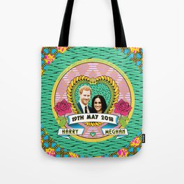 HARRY & MEGHAN Tote Bag