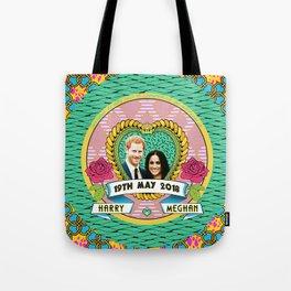 HARRY & MEGHAN Tote Bag