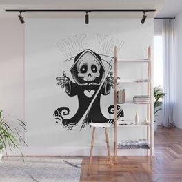 Cute Grim Reaper - Baby Death Wants a Hug! Wall Mural