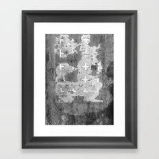 Graffiti No. 0469 Framed Art Print