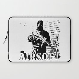 For Airsoft Enthusiasts Laptop Sleeve