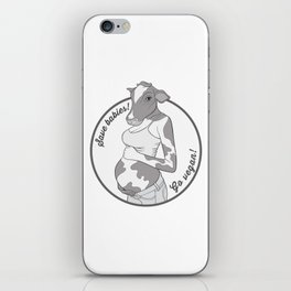 Save babies iPhone Skin