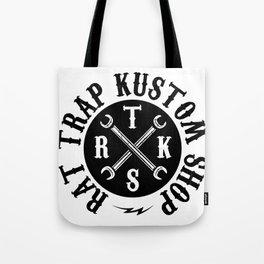 RAT TRAP KUSTOM SHOP Tote Bag