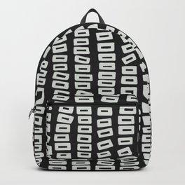 White Bricks Backpack
