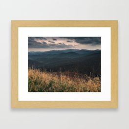 Shenandoah National Park Framed Art Print