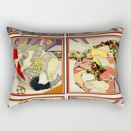 Ubu Teeeet Rectangular Pillow