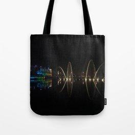 New Year Tote Bag