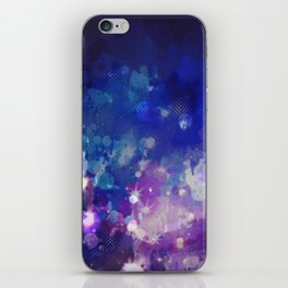 Sparkle Nights iPhone Skin