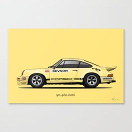 IROC Carrera RSR #3 Canvas Print