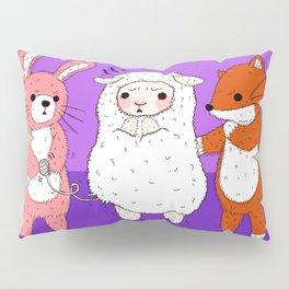 Lambie's Body Suit Problem Pillow Sham