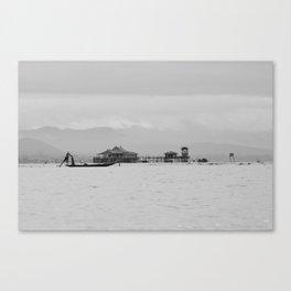 Inle Lake, Myanmar Canvas Print