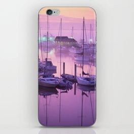 Ashley Marina Mist iPhone Skin