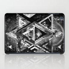 Eyesosceles B&W iPad Case