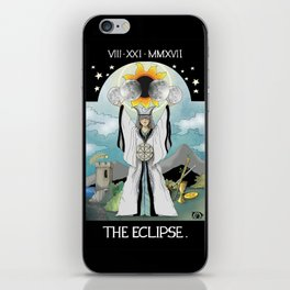 The Eclipse iPhone Skin