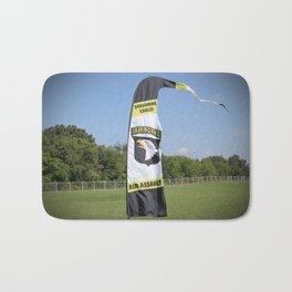 101st Airborne Screaming Eagles Bath Mat