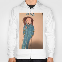 DVa on t-shirts and hoodies Hoody