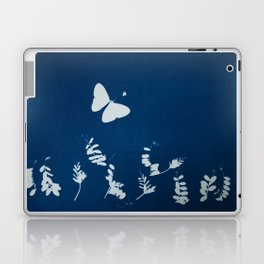 Cyano-butterfly Laptop & iPad Skin