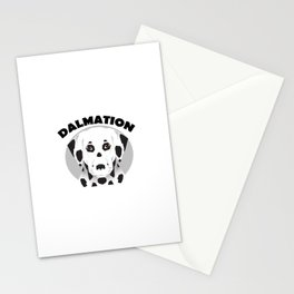 DALMATION  Stationery Cards