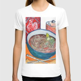 Ode To Pho T-shirt