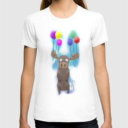 Above it all T-shirt