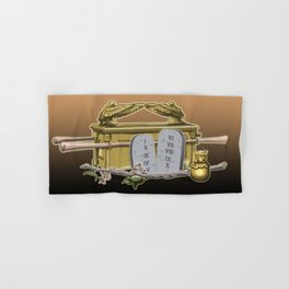The Ark of the Covenant Hand & Bath Towel