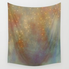 Coming Up Embers Wall Tapestry