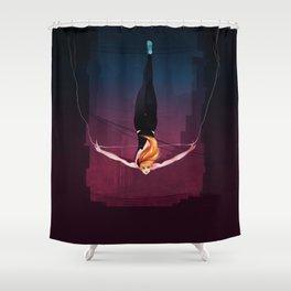 Spider Gwen Shower Curtain