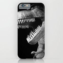 Tyrannosaurus Rex dinosaur iPhone Case