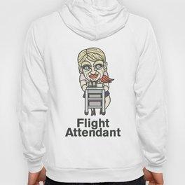Flight Attendant Hoody