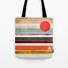 Strips Tote Bag