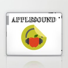 apple sound Laptop & iPad Skin