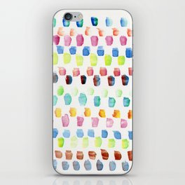 Intellect iPhone Skin