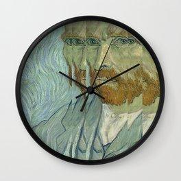 Vincent Van Gogh #13 Wall Clock