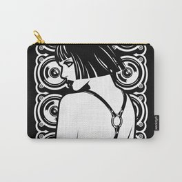 Harness Girl Carry-All Pouch