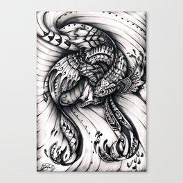 Moondancer Canvas Print