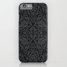 Ab Lace Black and Grey Slim Case iPhone 6s