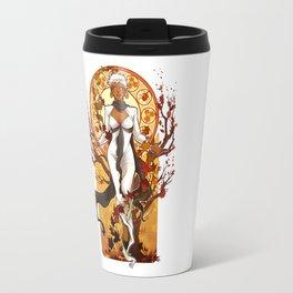 Autumn Wind Travel Mug